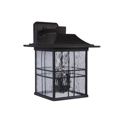 Dorset 3-Light Outdoor Wall Lantern