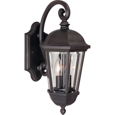 Britannia 2-Light Outdoor Wall Lantern