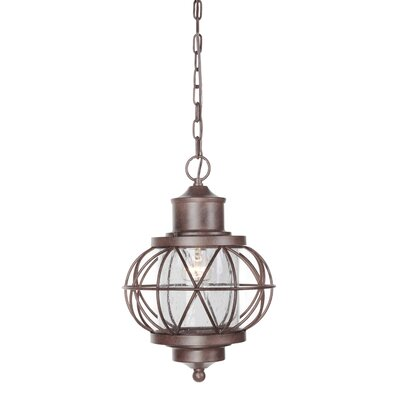 Revere 1-Light Outdoor Hanging Lantern