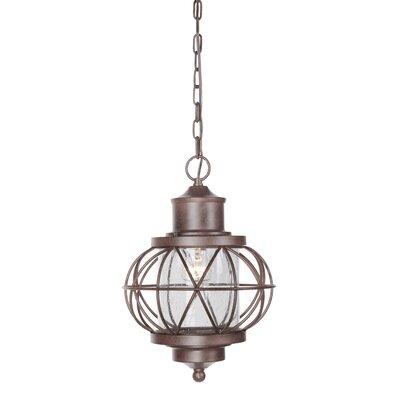 Revere 1-Light Outdoor Hanging Lantern
