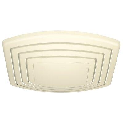 110 CFM Fresh - Air Silent Bathroom Exhaust Fan