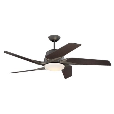 54 Fairman 5-Blade Ceiling Fan Finish: Espresso