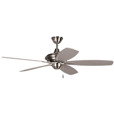 52 Groves 2-Light 5-Blade Ceiling Fan