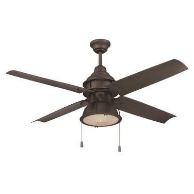 52 Port Arbor 4-Blade Ceiling Fan