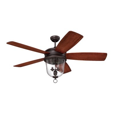 60 Collinson 5 Blade LED Ceiling Fan
