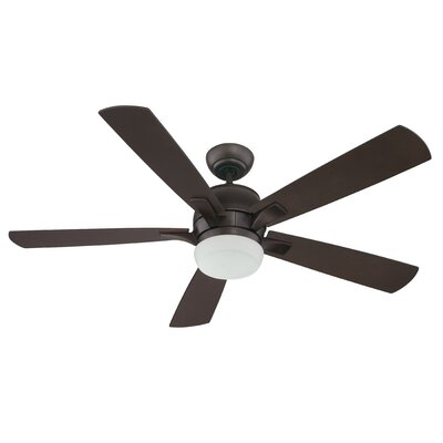 52 Emlenton 5 Blade Ceiling Fan with Remote