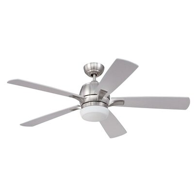 52 Pulsar 5-Blade Ceiling Fan with Wall Remote