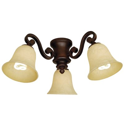 Ceiling Fan Fitter Color: Oiled Bronze