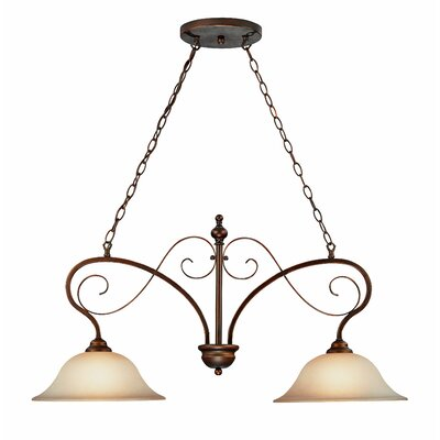 Melba 2-Light Pendant