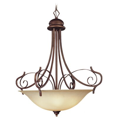 Melba 5-Light Inverted Pendant