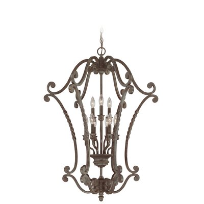 Sutherland 9-Light Foyer Pendant