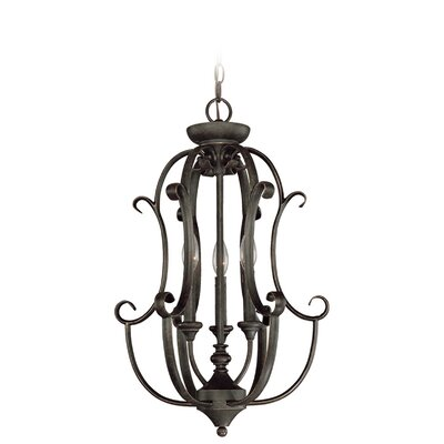 Chalfont 3-Light Foyer Pendant