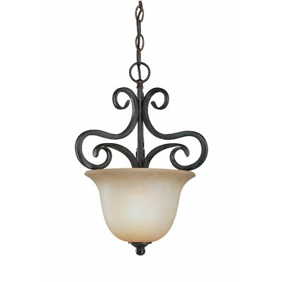 Wiliams 1-Light Large Pendant
