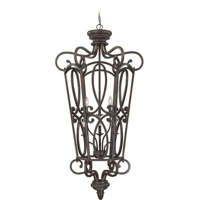 Chasing 6-Light Foyer Pendant