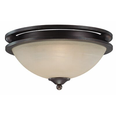 Moseley 2-Light Flush Mount