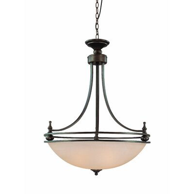 Moseley 4-Light Pendant