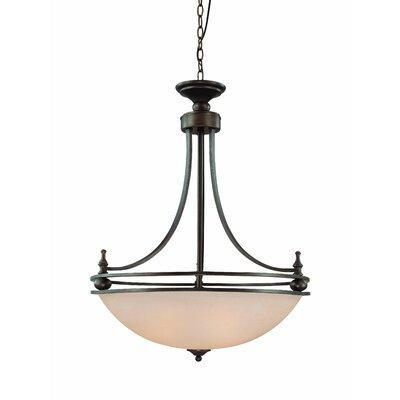 Moseley 4-Light Pendant