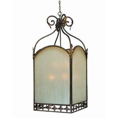 Devereaux 9-Light Foyer Pendant