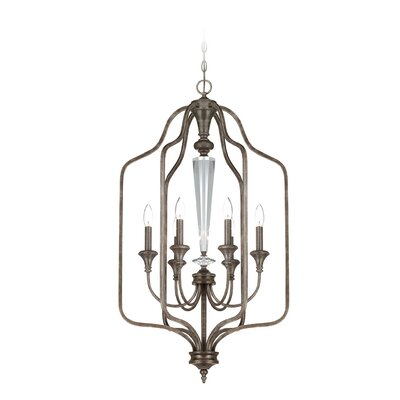 Derrik 6-Light Foyer Pendant