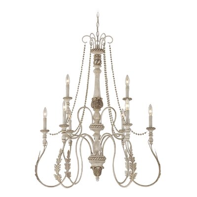 Westerlund 9-Light Candle-Style Chandelier