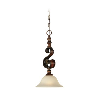 Jaime 1-Light Mini Pendant