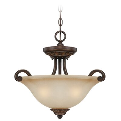 Charlestown 3-Light Mini Pendant