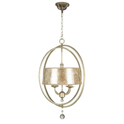 Windsor 4-Light Globe Pendant