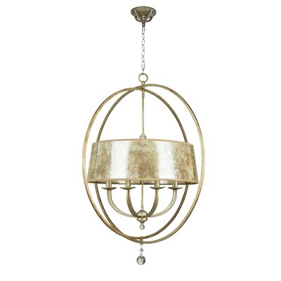 Birksgate 8-Light Globe Pendant
