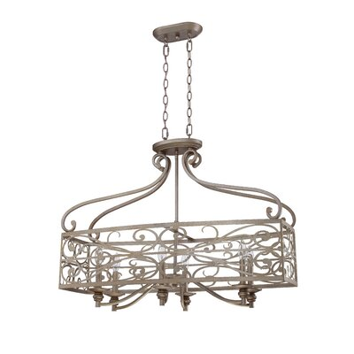 Lanoue 6-Light Foyer Pendant
