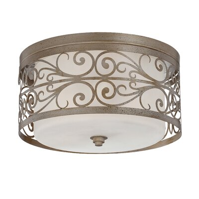 Lanoue 3-Light Flush Mount