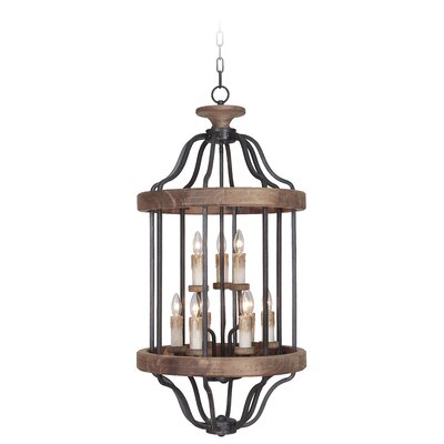 Elisabetta 9-Light Foyer Pendant
