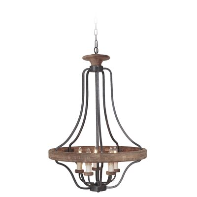 Elisabetta 5-Light Foyer Pendant