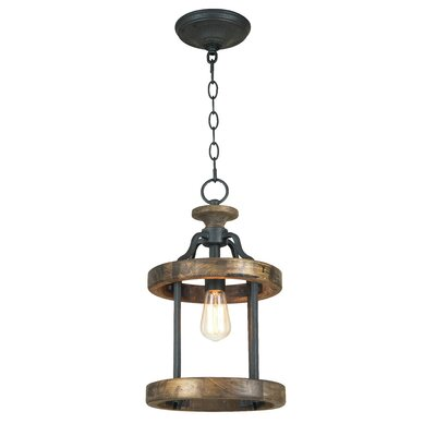 Ashwood 1-Light Mini Pendant
