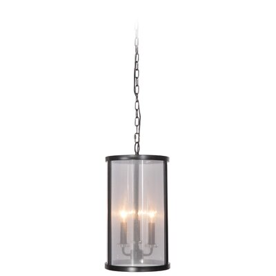 Elmer 3-Light Foyer Pendant