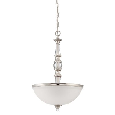 Laurent 3-Light Inverted Pendant