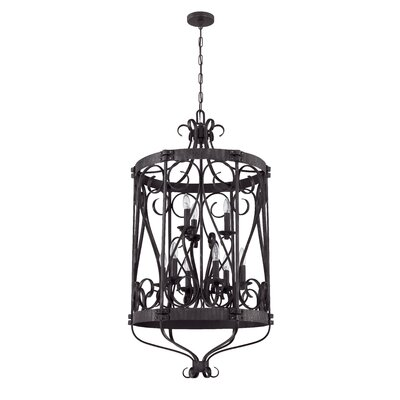 Ellsworth 9-Light Foyer Pendant