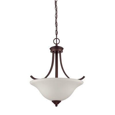 Arabella 3-Light Inverted Pendant