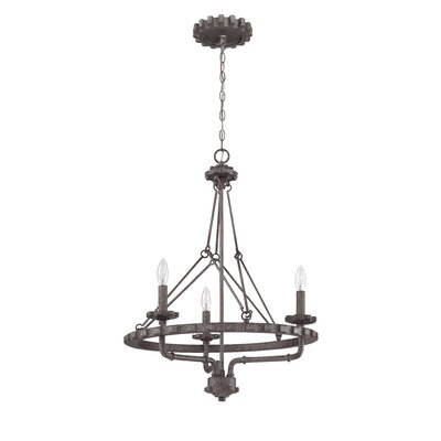 Yanique 3-Light Pendant
