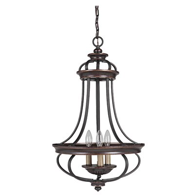 Westerfield 3-Light Foyer Pendant