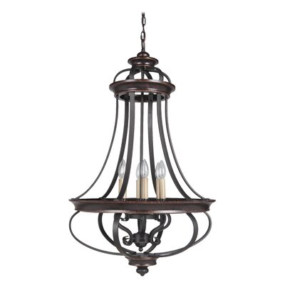 Westerfield 6-Light Foyer Pendant