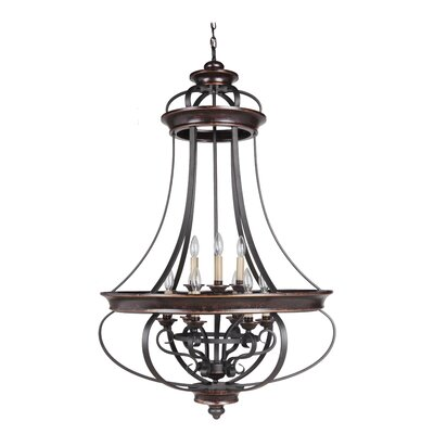 Stafford 9-Light Foyer Pendant