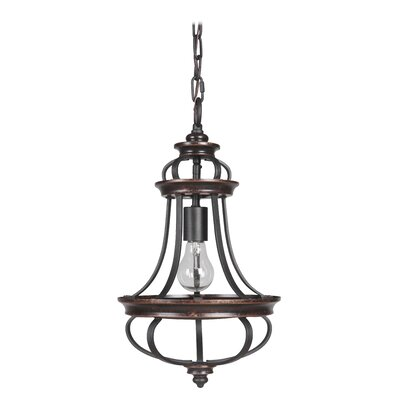 Westerfield 1-Light Foyer Pendant