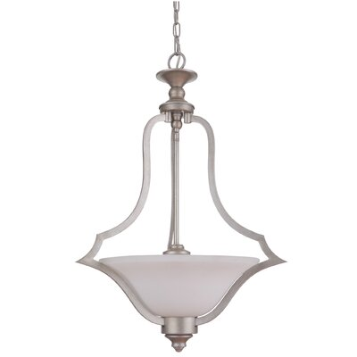 Cohee 3-Light Inverted Pendant Finish: Athenian Obol