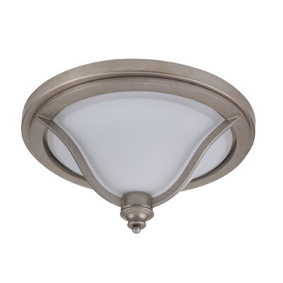 Cohee 3-Light Flush Mount Finish: Athenian Obol