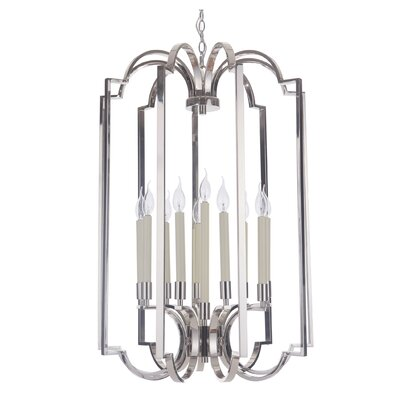 Salford 10-Light Foyer Pendant