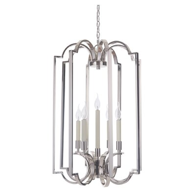 Salford 5-Light Foyer Pendant