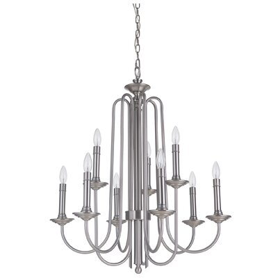 Avery 6-Light Candle-Style Chandelier