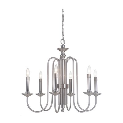 Avery 9-Light Candle-Style Chandelier