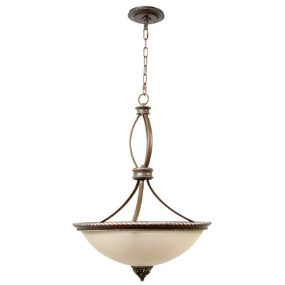 Jennings 3-Light Pendant
