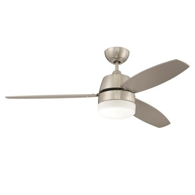 52 Beltre 3-Blade Ceiling Fan with Wall Remote